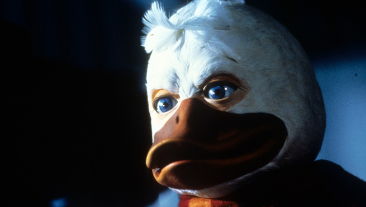 Hulu Picks Up Four Marvel Animated Shows Including 'Howard the Duck'