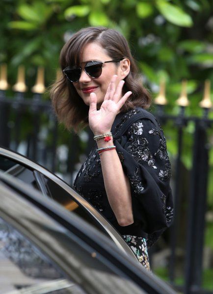 Paris Fashion Week Haute Couture Autumn/Winter 2016/17 - Christian Dior - Arrivals Featuring: Marion Cotillard Where: Paris, France When: 04 Jul 2016 Credit: WENN.com **Not available for publication in France, Belgium, Spain, Italy**