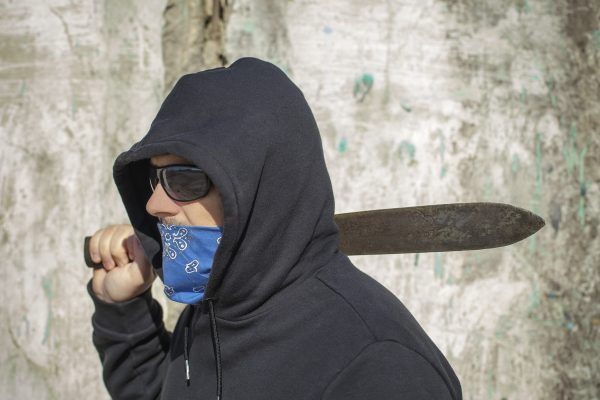 Meanwhile in Florida: Man Pulls Machete After Getting Rejected for Date (Imagine What He Does When He Gets Cheated On)