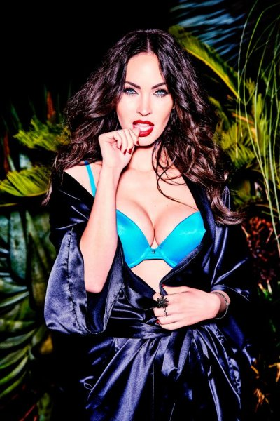 Megan Fox Frederick's Of Hollywood
