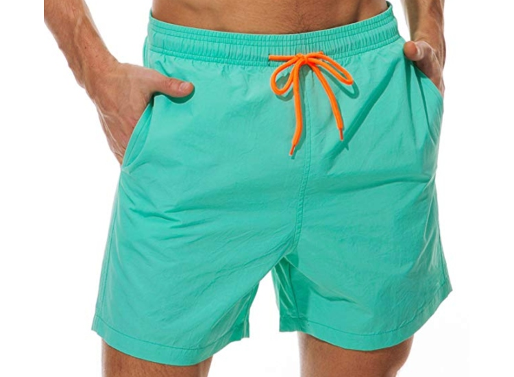Silkworld Men's Swim Trunks