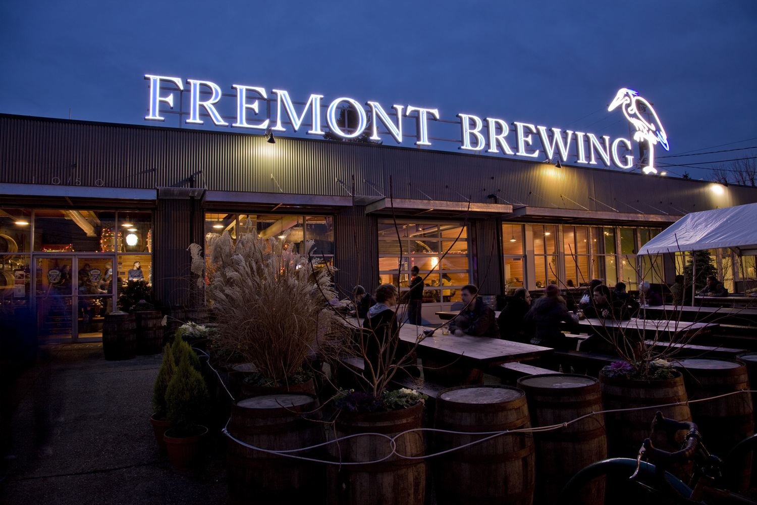 Fremont Brewing Company (Seattle Mariners)