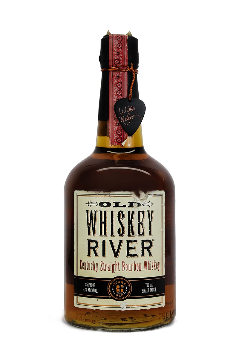 Old Whiskey River Bourbon (Willie Nelson)