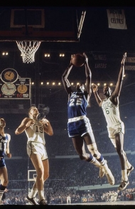Celtics vs. Lakers (1960s)