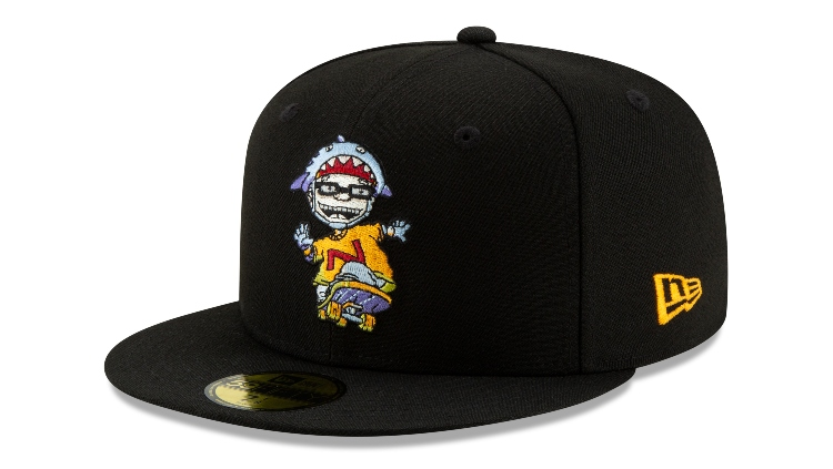 Rocket Power Squid 59Fifty Fitted Cap