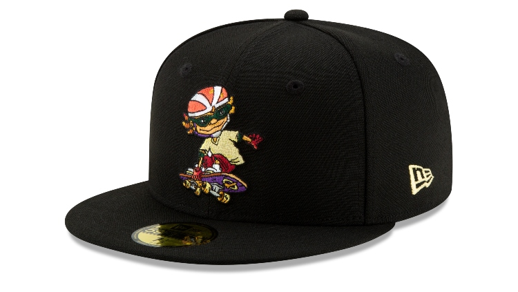 Rocket Power Otto 59Fifty Fitted Cap