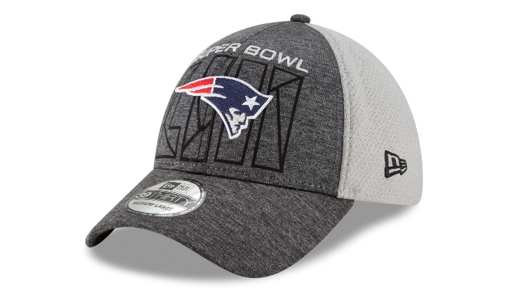 Super Bowl LIII Participation: Patriots