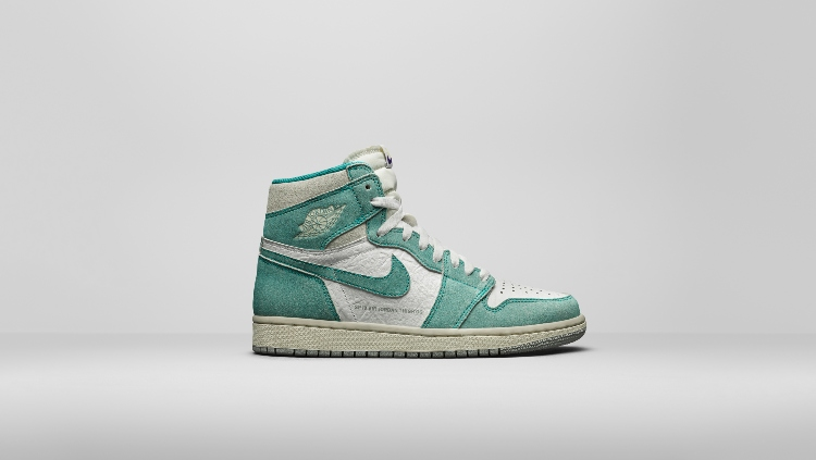 Air Jordan I Turbo Green