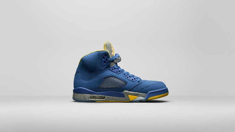 Air Jordan V Varsity Royal