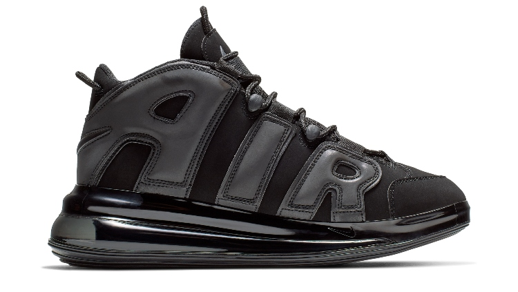 Air More Uptempo 720 Black