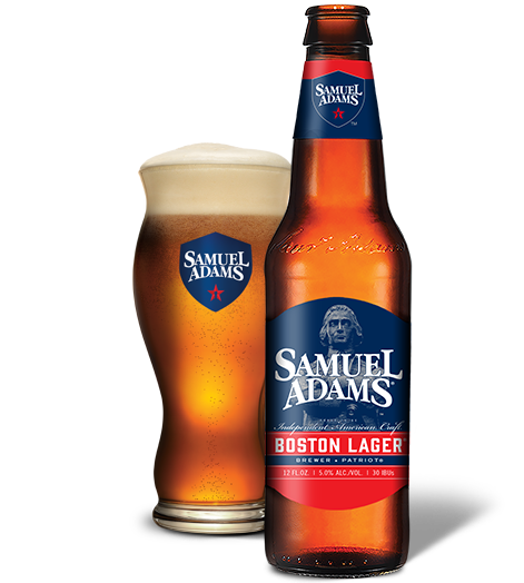 5. Samuel Adams Boston Lager