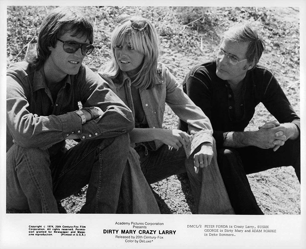 'Dirty Mary Crazy Larry' (1974)