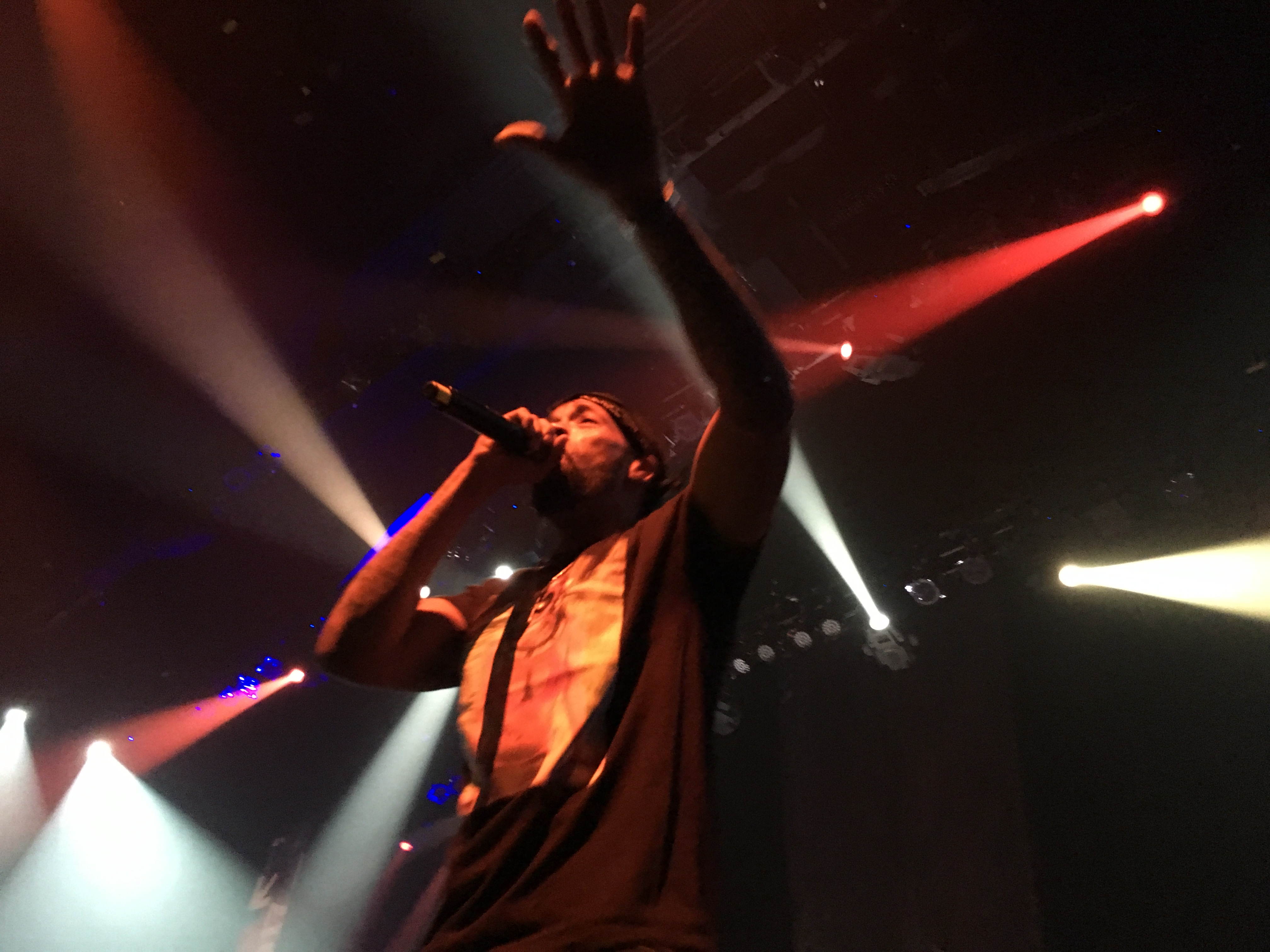 Redman at DC Events Showcase