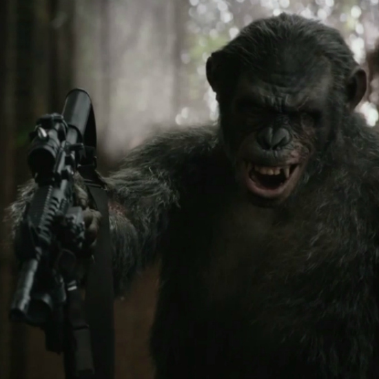 2. Dawn of the Planet of the Apes (2014)