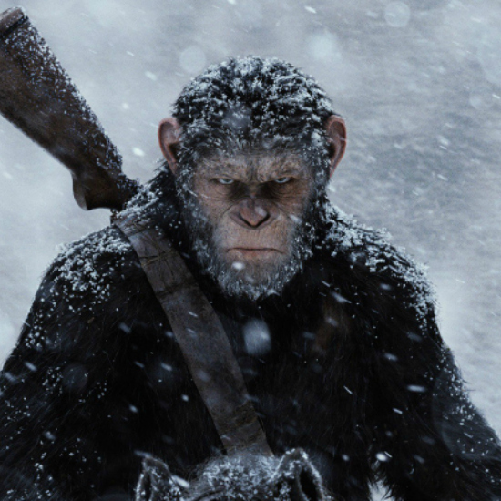 4. War for the Planet of the Apes (2017)