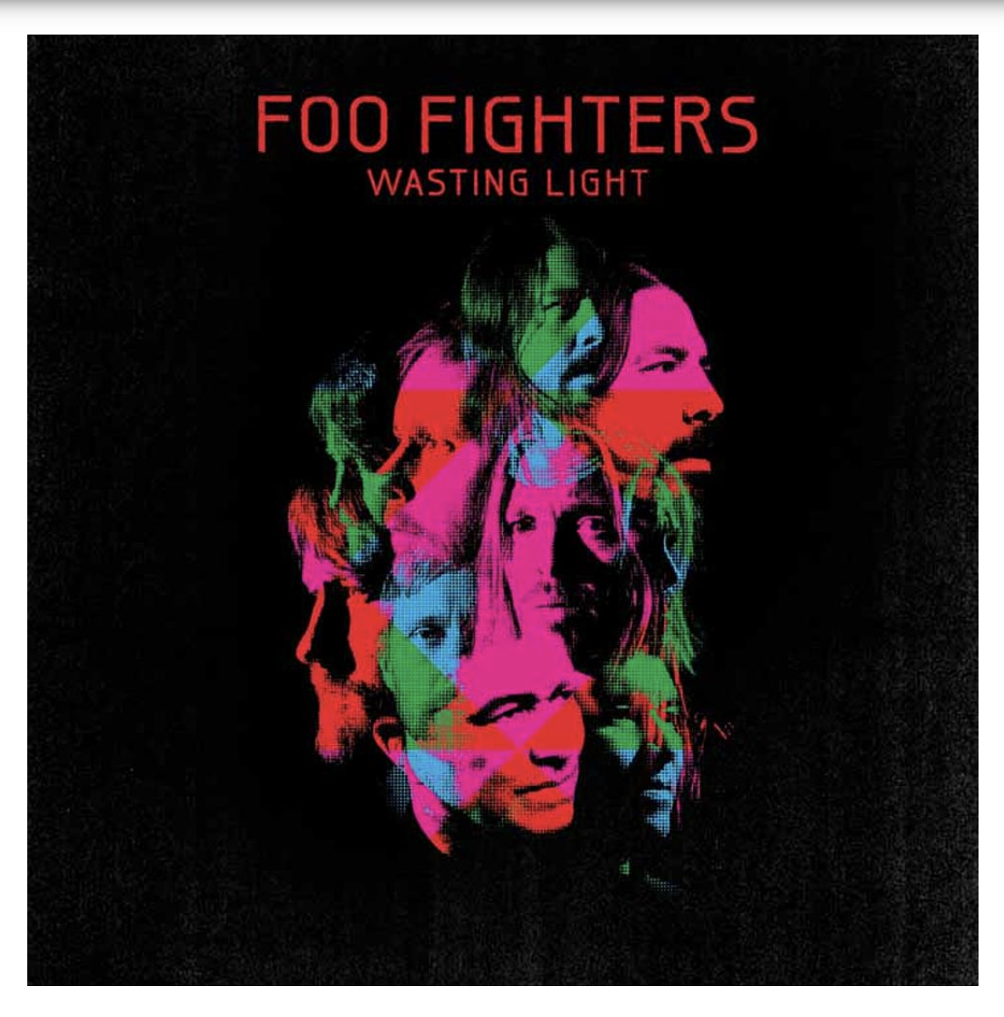 1. 'Wasting Light' (2011)