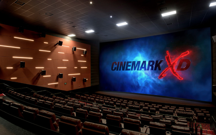 4. Cinemark Theatres