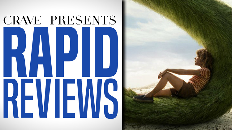 Rapid Reviews | 'Pete's Dragon' Sing-Along