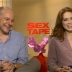 Sex Tape: Rob Corddry & Ellie Kemper on Sequels