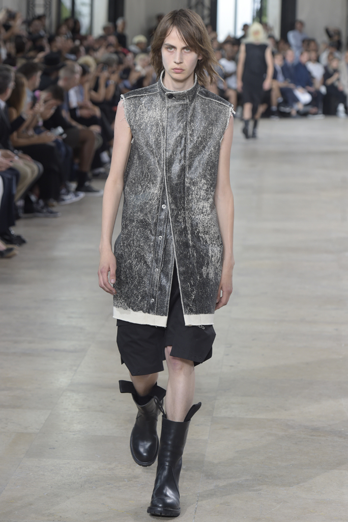 Rick Owens S/S16 - Paris Collections, Men