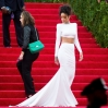 """Rihanna attends the """"Charles James: Beyond Fashion"""" Costume Institute Gala at the Metropolitan Museum of Art"""