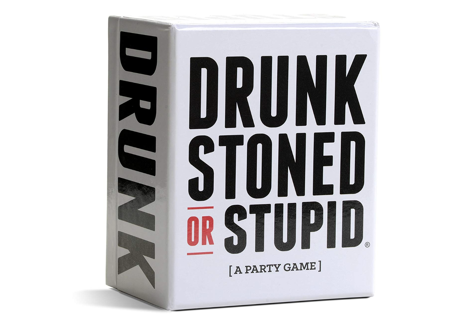 Drunk, Stoned Or Stupid [A Party Game]