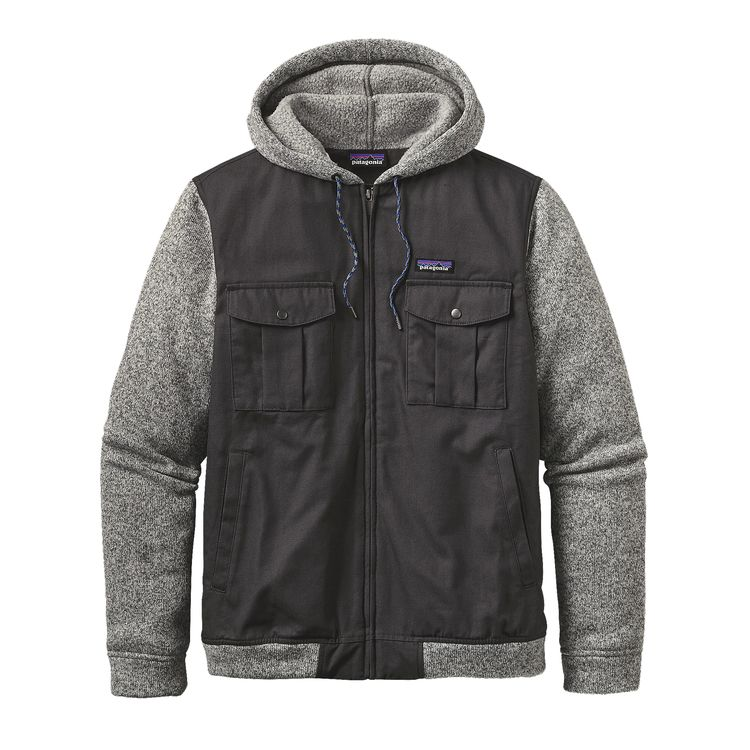 Patagonia, Better Sweater® Hybrid Fleece Hoody