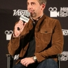 Actor Steve Carrell speaks onstage during a Q&A following the screening of 'Foxcatcher' during the 2014 Variety Screening Series at ArcLight Hollywood