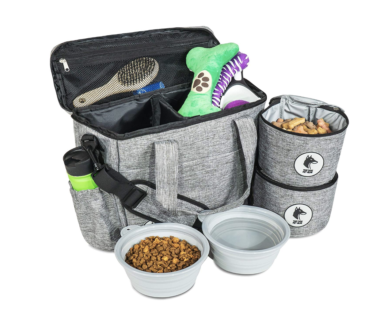Top Dog Pet Gear - Airline Approved Travel Set for Dogs