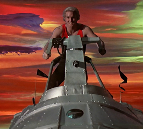 11. Flash Gordon (1980)