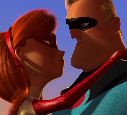 5. The Incredibles (2004)