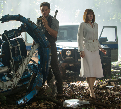 12. Jurassic World (June 12)
