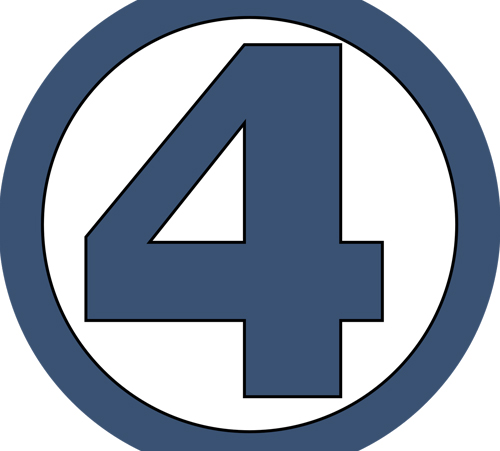 5. The Fantastic Four (Aug. 7)