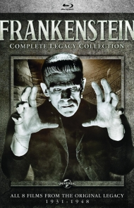 Frankenstein: Complete Legacy Collection & Wolfman: Complete Legacy Collection (Blu-ray)