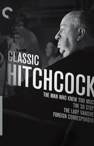 Classic Hitchcock (The Criterion Collection) (Blu-ray)