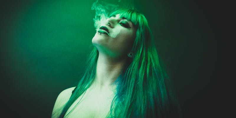 Dirty Little Secrets Presents: Up In Smoke Burlesque