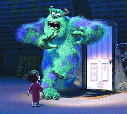 41. Monsters, Inc. (2001)