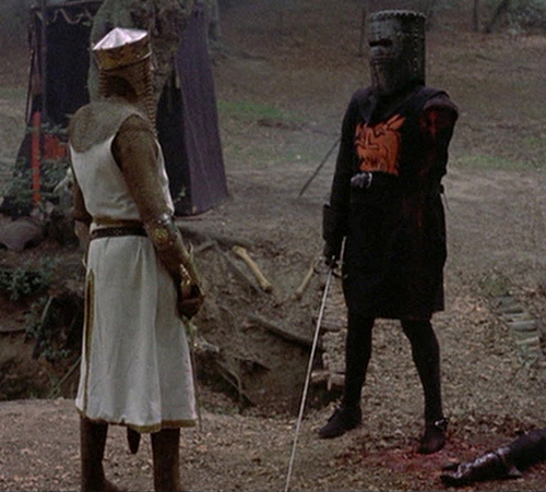 5. Monty Python and the Holy Grail (1975)
