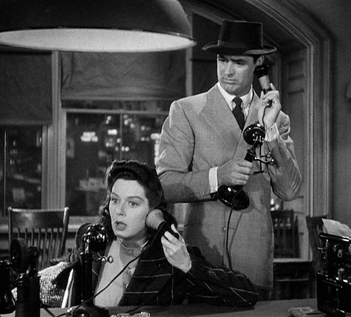 16. His Girl Friday (1940)