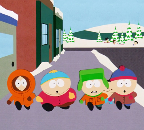 39. South Park: Bigger, Longer and Uncut (1999)