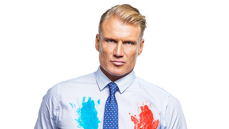Dolph Lundgren Does The B-Movies Podcast!