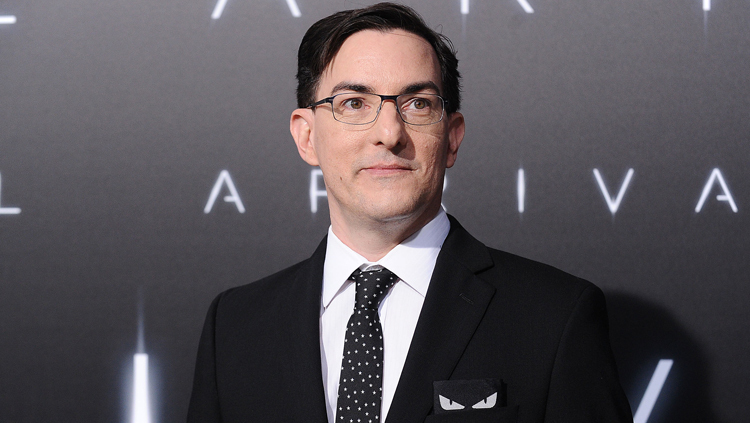 'Arrival' Screenwriter Eric Heisserer Does The B-Movies Podcast!
