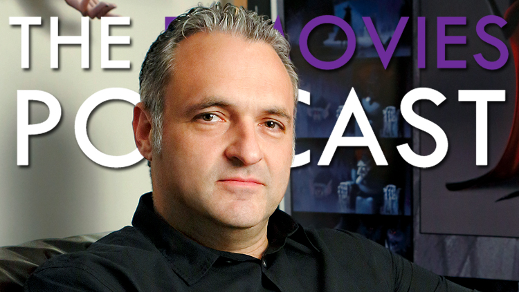 The B-Movies Podcast | Genndy Tartakovsky on 'Samurai Jack' and 'Hotel Transylvania 2'