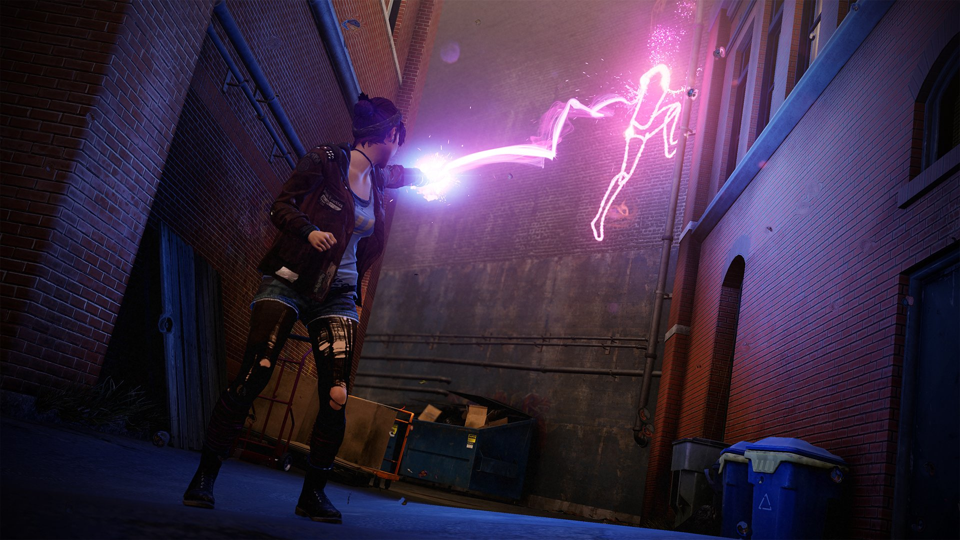 Best - inFamous First Light