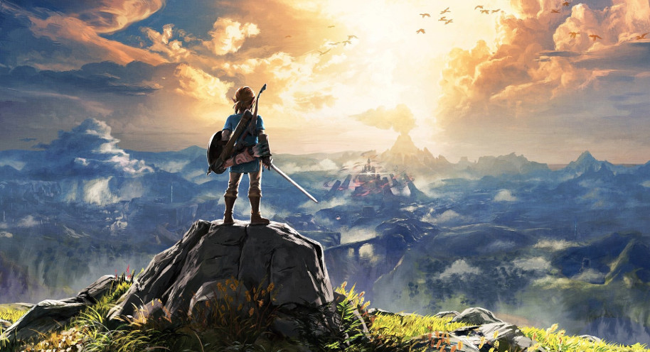 BEST: The Legend of Zelda: Breath of the Wild