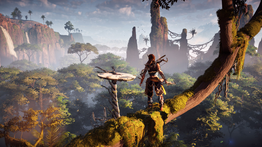 BEST: Horizon Zero Dawn