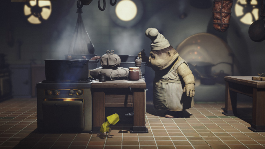 BEST: Little Nightmares