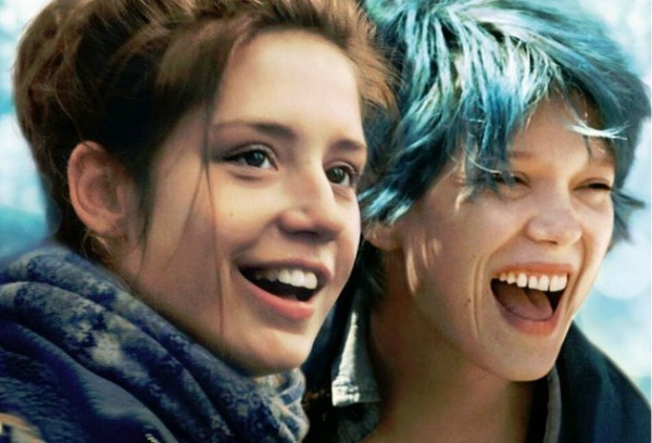 5. Blue is the Warmest Color