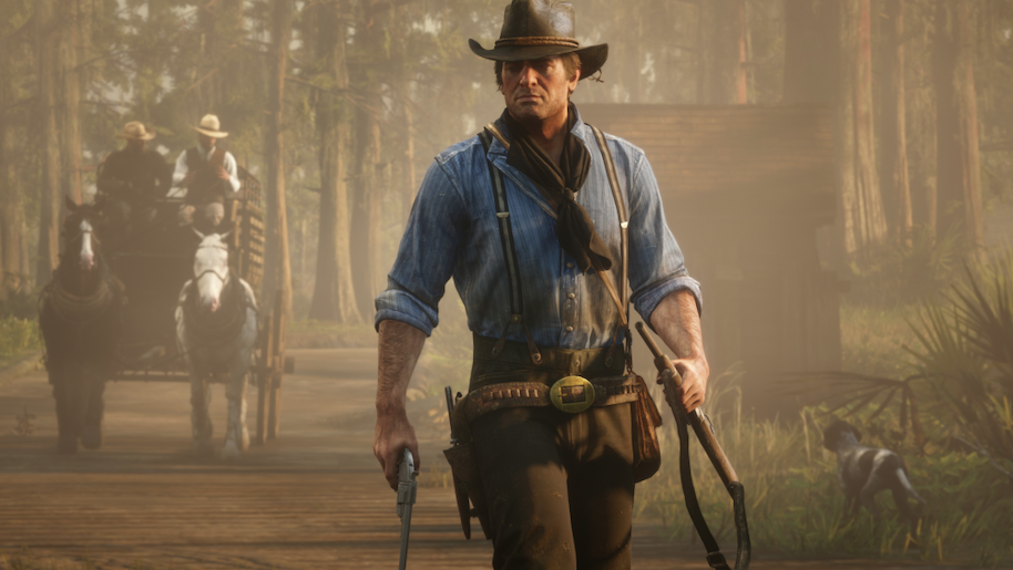 5. 'Red Dead Redemption 2'