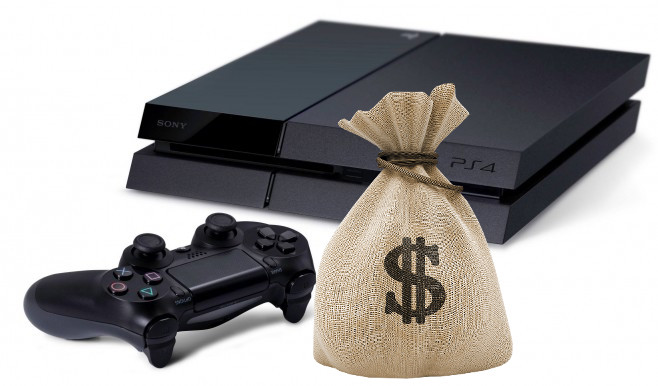 Sony has sold 18.5 million PS4s worldwide.